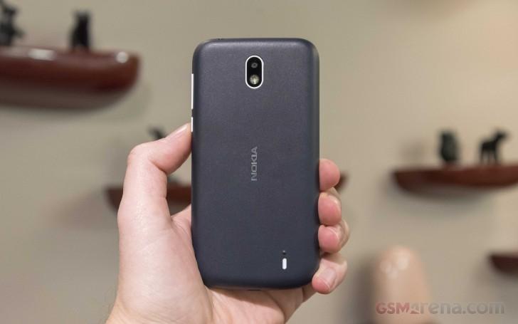 Nokia 1 - smartphone cu Android Go si pret de 85$
