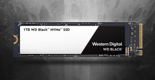 Western Digital anunță un nou SSD NVMe din seria Black la preț foarte bun