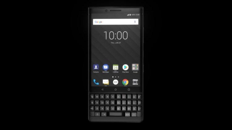 BlackBerry a anuntat Key2 - un alt smartphone tastatura fizica
