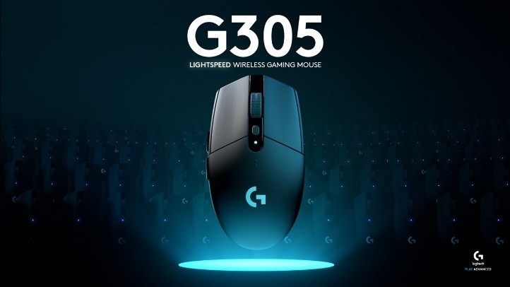 Logitech a lansat un mouse wireless G305