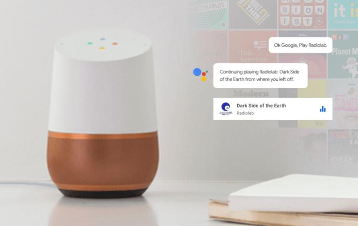Google a lansat propria aplicatie dedicata podcast-urilor