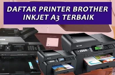Pilihan printer A3 Terbaik 2020