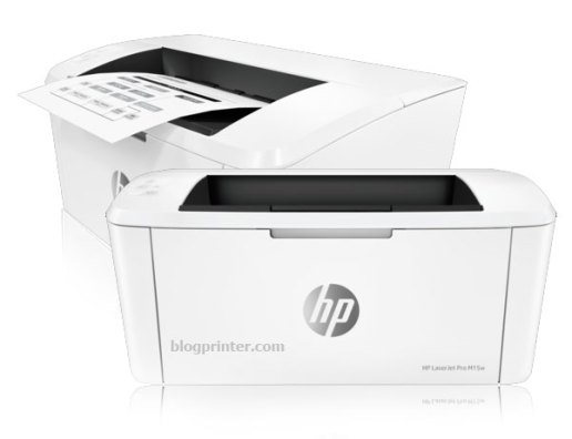 Model Tampilan Printer HP Laserjet Pro-M15w Wireless