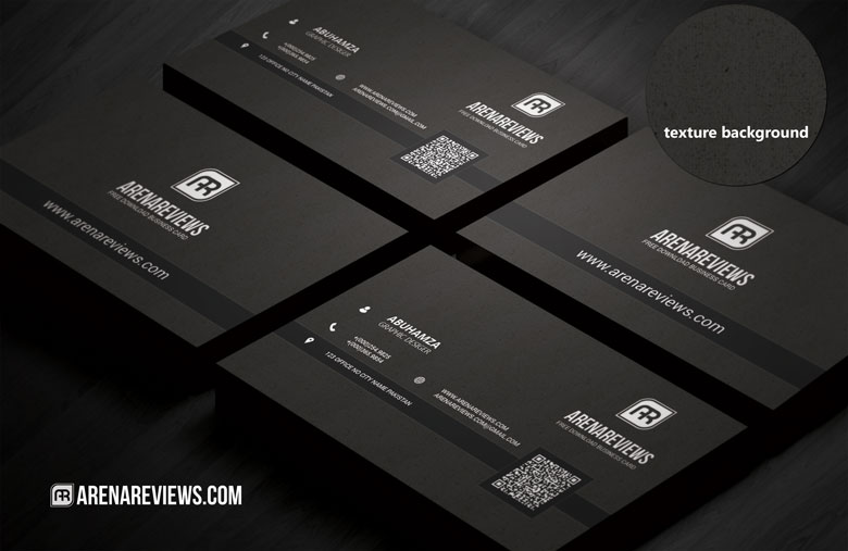 Free textured black business card template download textured black business card template info fbccfo Image collections