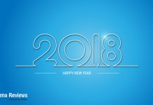 happy new year 2018 wallpaper