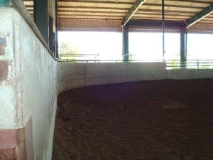 2nd Arena Walls