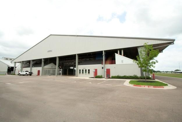Brazos County Expo Arena