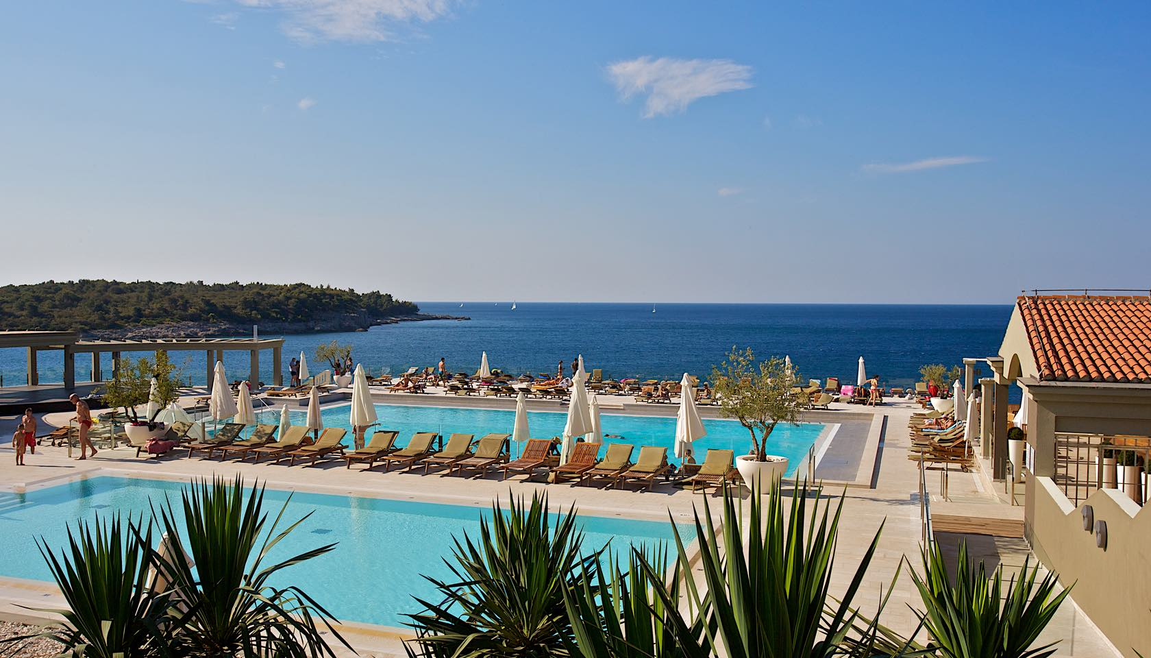 Croatia Beach Resorts