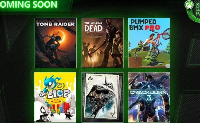 Xbox Game Pass Seis Jogos Chegando Em Fevereiro Arena Xbox