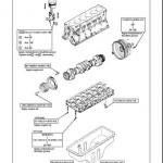 Isuzu Diesel Engine AA-6SD1T Workshop Service Repair