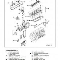 Isuzu Industrial Diesel Engine A-4JG1 Workshop Service