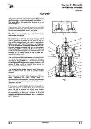 JCB 8020 Mini Excavator Service Repair Manual | A Repair Manual Store