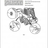 JCB ROBOT 190,1110 Skid Steer Loader Service Repair Manual