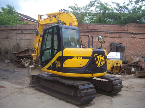 Jcb Hydraulic Excavator Js200 Hydraulic Schematic Auto Repair Manual