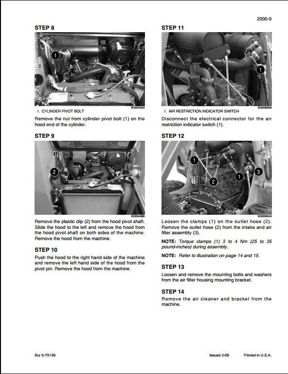 Case 1840 Electrical System Jaf0098065