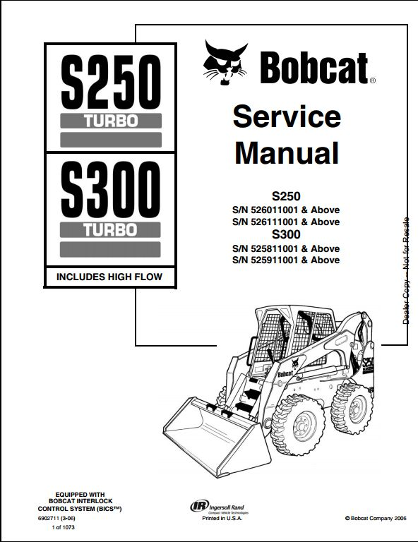 Bobcat 763 Wiring Diagram Pdf : 29 Wiring Diagram Images