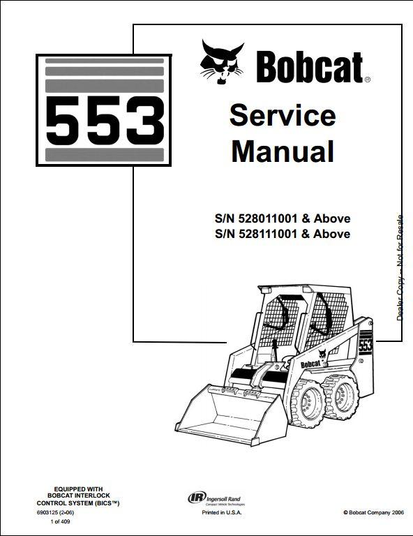 742 bobcat wiring diagram 4 pin relay oil filter ~ elsavadorla