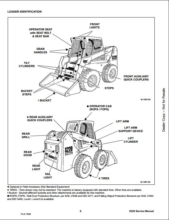 Bobcat S185 Parts Diagram Bobcat S185 Specifications