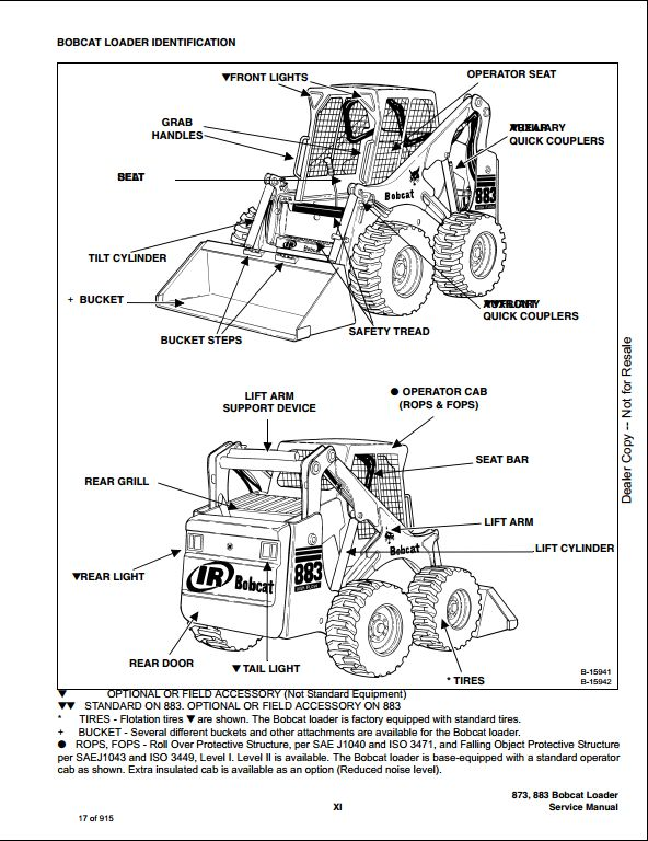 Bobcat 873 Wiring Harness Diagram Case 75Xt Wiring Diagram