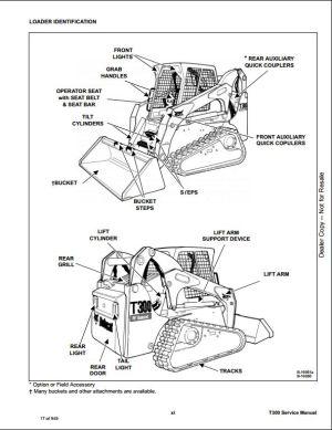 ASV SKID STEER WIRING DIAGRAM  Auto Electrical Wiring Diagram