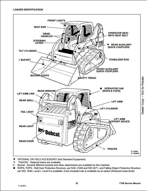 753 bobcat wiring diagram 1996