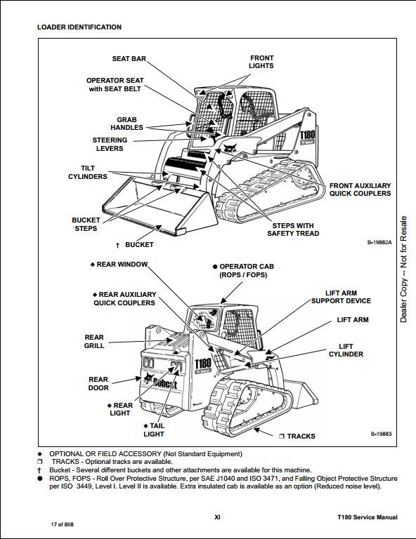 Takeuchi Tl12 Compact Track Loader Workshop Service Manual