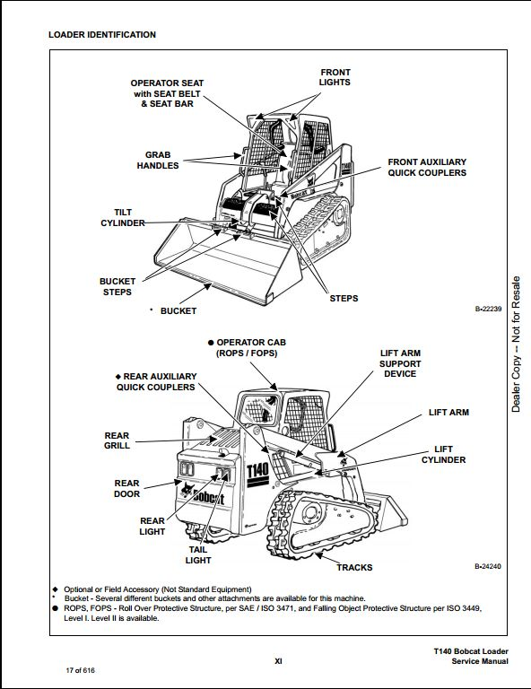 bobcat t190 wiring diagram speaker volume control 843 circuit ~ elsavadorla