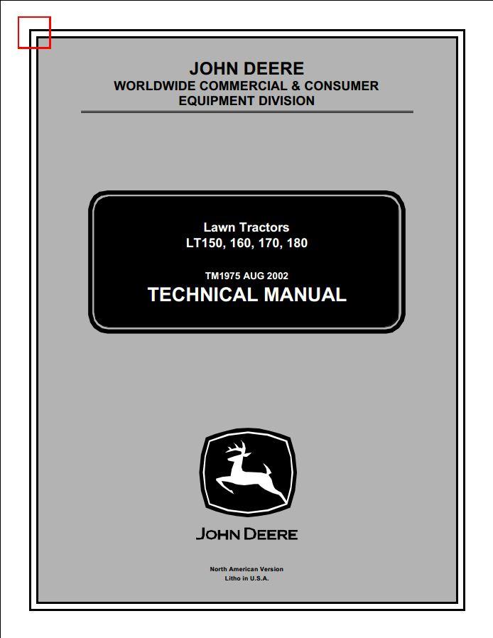 John Deere Lt150 Tractor Wiring Diagrams John Deere Lx255