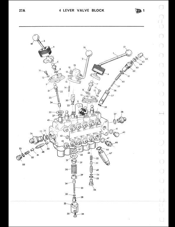 Jcb 444 Engine Parts Manual
