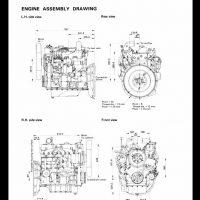 Komatsu Wheel Loaders WA40-1 Service Repair Workshop