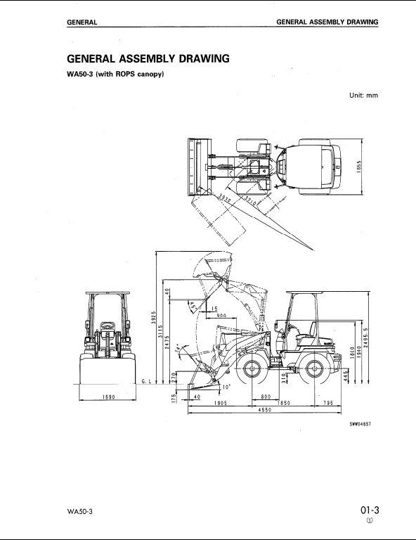 Komatsu Alternator Wiring Diagram Japan Wiring Diagram