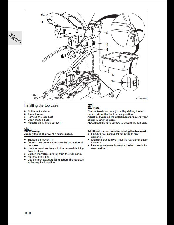 Bmw K1200lt Service Manual Download