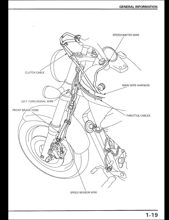 2001-2003 Honda VT750DC Motocycle Service Repair Workshop