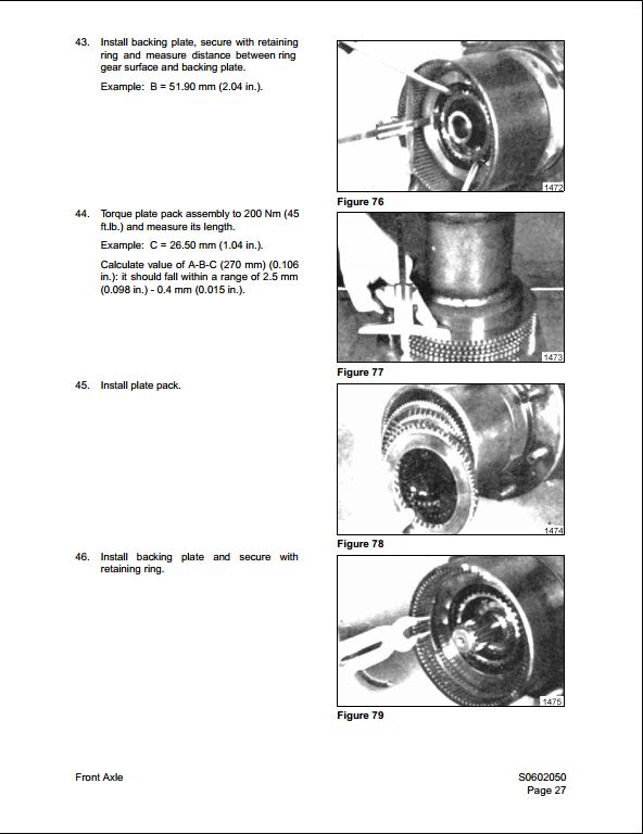 1999 Doosan Solar 130W-V Wheeled Excavator Service Repair