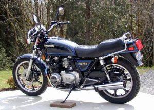 19801988 Kawasaki KZ750 Four Motocycle Service Repair