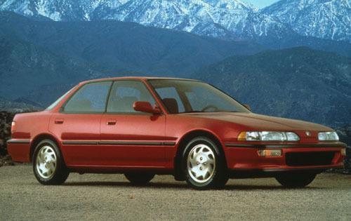 1991 Acura Integra Wiring Diagram