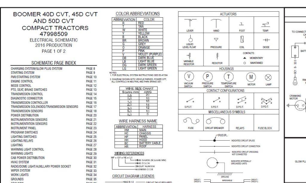 New Holland BOOMER 40D CVT,45D CVT AND 50D CVT COMPACT