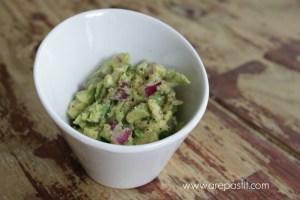 Arepa Fit, Vegana, Saludable de Acelga, Brócoli, Ajoporro y Pimentón Verde