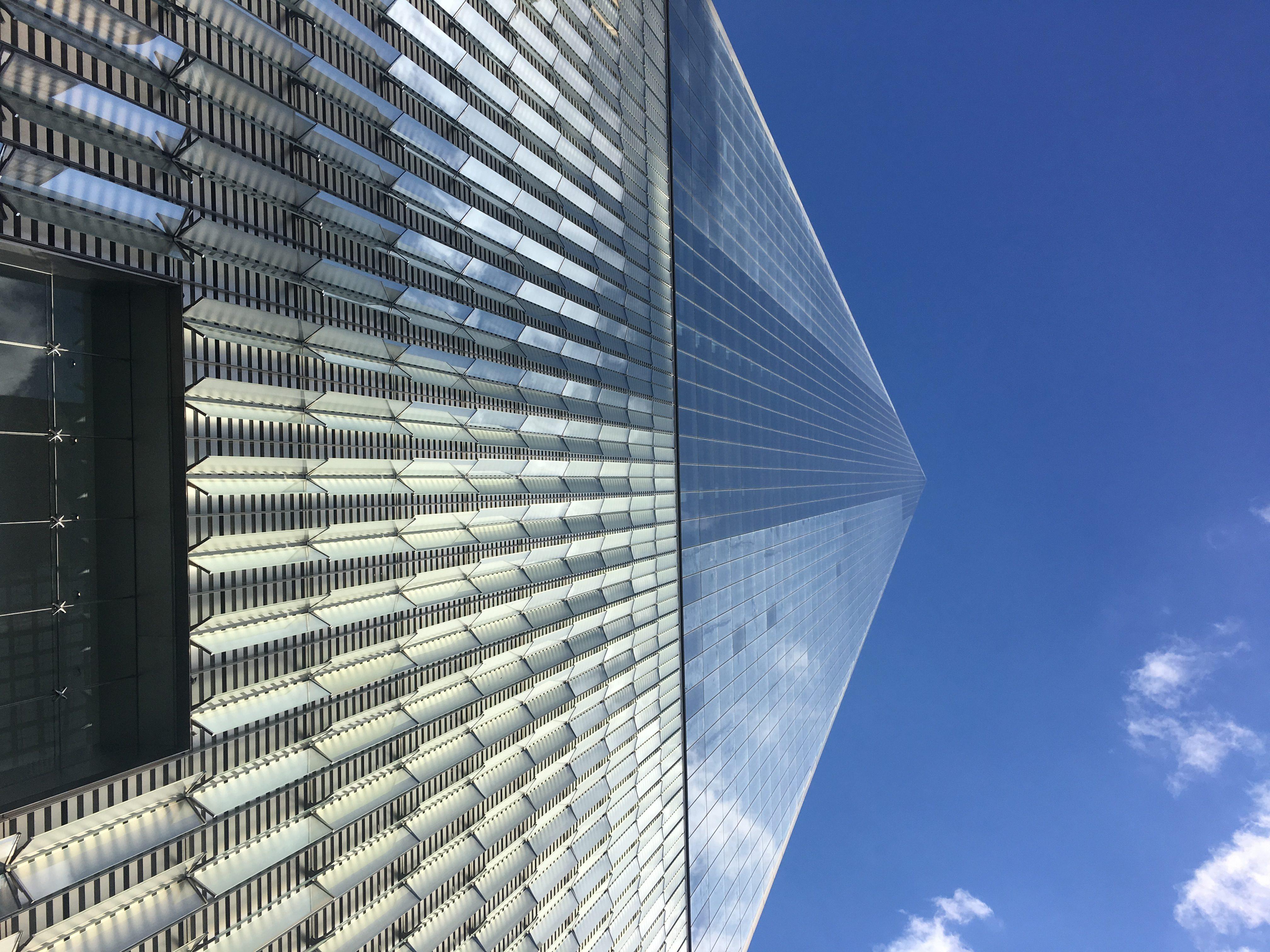 edificio infinito-One World Observatory