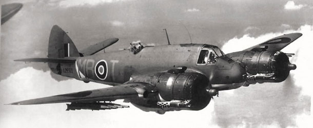 Image result for bristol beaufighter