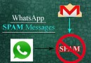 WhatsApp Spam Banner