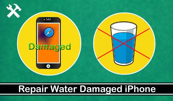 Repair Water Damaged iPhone - Banner