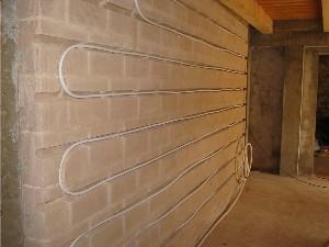 Association Rgionale dcoconstruction du SudOuest  Murs chauffants