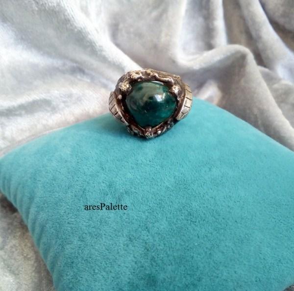 appetite gem appetite gems ring natural gems ring artisan ring arespalette 4