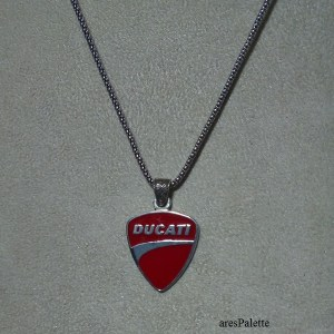 Ducati Necklace