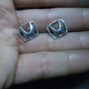 honda earrings