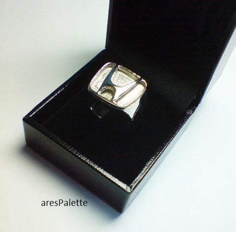 honda ring honda jewelry honda logo arespalette 7