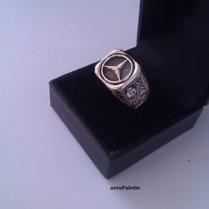 mercedes ring