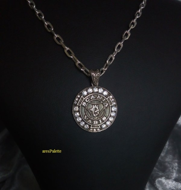 scania necklace   scania vabis necklace   scania collier   scania schmuck  car jewelry  scania jewelry  arespalette 17