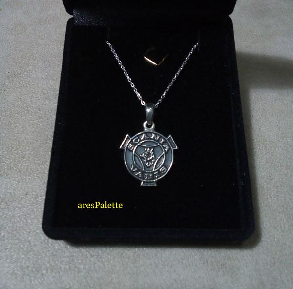 scania necklace  scania vabis pendant   arespalette 1